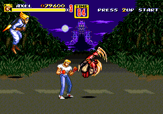Streets of Rage 2 35