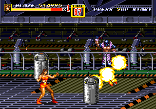 Streets of Rage 2 36
