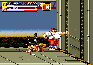 Streets of Rage 2 37