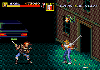 Streets of Rage 2 6