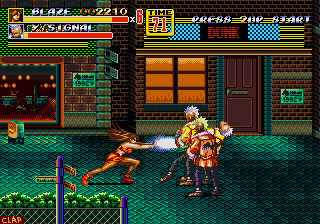Streets of Rage 2 7