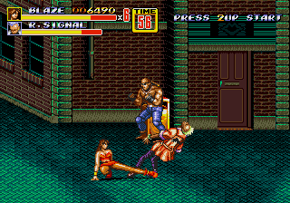 Streets of Rage 2 8