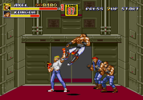 Streets of Rage 2 abandonware