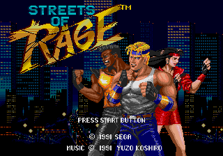 Streets of Rage 0