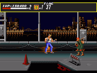 Streets of Rage 16