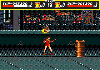 Streets of Rage 21