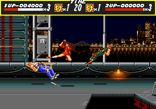 Streets of Rage 22