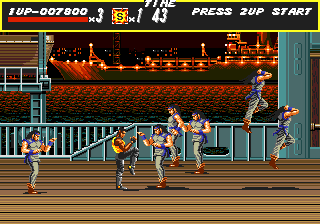 Streets of Rage 23