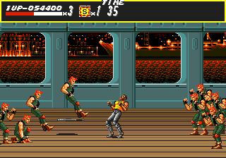 Streets of Rage 24