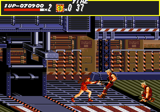Streets of Rage 25