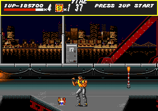 Streets of Rage 31