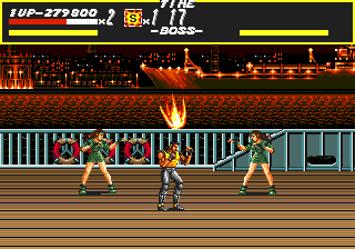 Streets of Rage 32