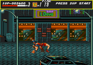 Streets of Rage 6