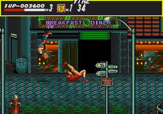 Streets of Rage 7