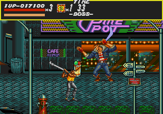 Streets of Rage 8