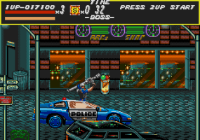 Streets of Rage 9