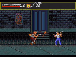 Streets of Rage 12