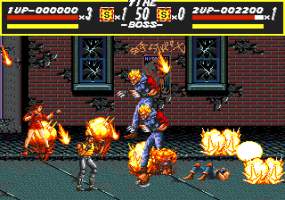 Streets of Rage 18