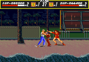 Streets of Rage 20