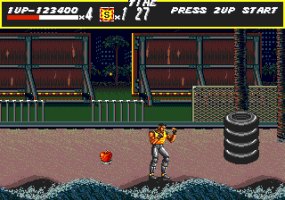 Streets of Rage 30