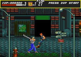 Streets of Rage 5