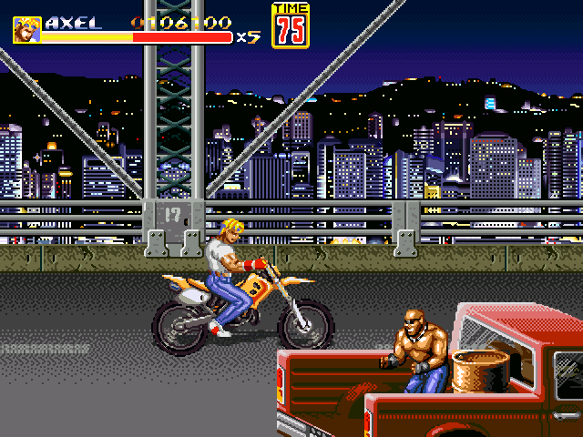 Streets of Rage Remake 15