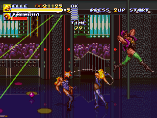 Streets of Rage Remake 27