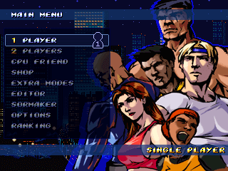 Streets of Rage Remake 4