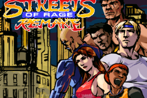 Streets of Rage Remake 0