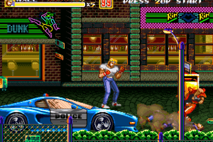 Streets of Rage Remake 10