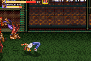 Streets of Rage Remake 11