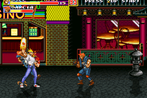 Streets of Rage Remake 14