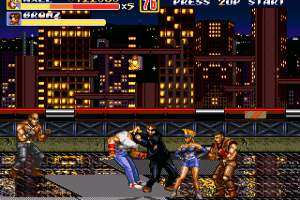 Streets of Rage Remake 16