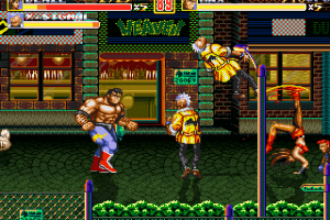Streets of Rage Remake 21