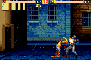 Streets of Rage Remake 22