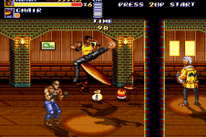 Streets of Rage Remake 28