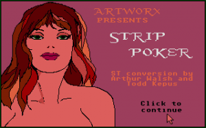 Strip Poker: A Sizzling Game of Chance 0