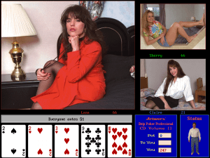 Strip Poker Professional Volume II 8