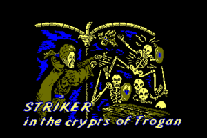 Stryker in the Crypts of Trogan 0