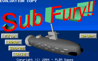 Submarine Fury 0
