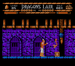 Sullivan Bluth Presents Dragon's Lair 8