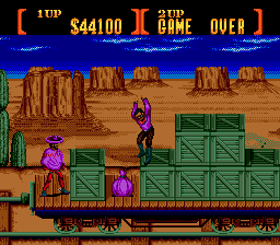 Download Sunset Riders (Genesis) - My Abandonware