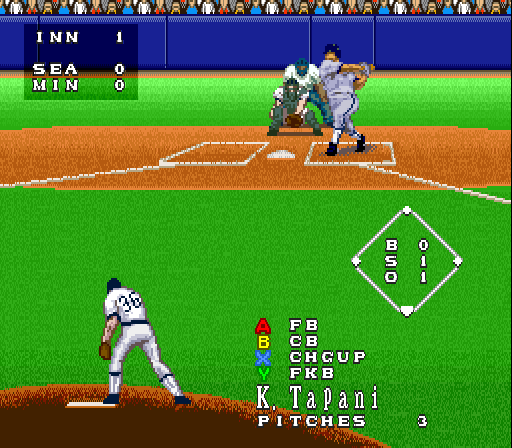 Super Bases Loaded 3: License to Steal 14