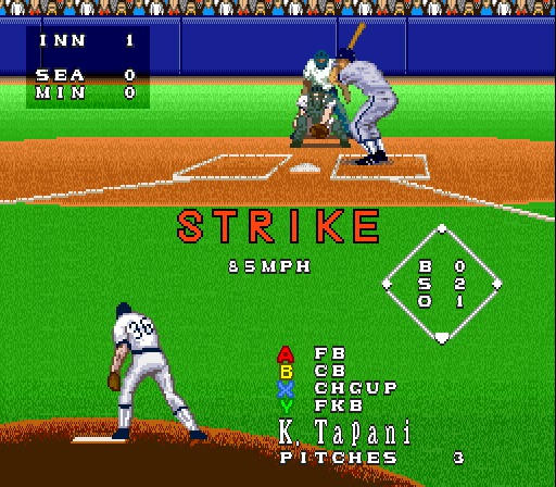 Super Bases Loaded 3: License to Steal 15