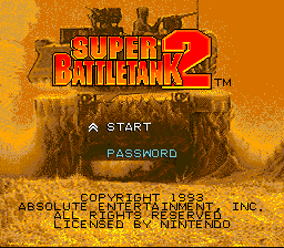 Super Battletank 2 0