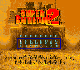 Super Battletank 2 1