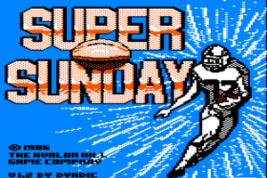 Super Bowl Sunday 0
