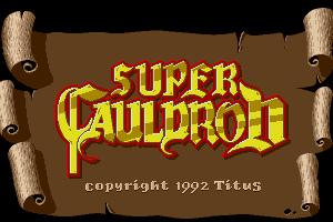 Super Cauldron 1