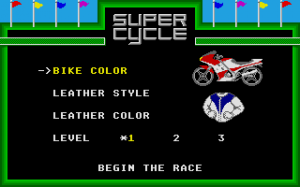 Super Cycle 1