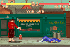 Super Fighter 10